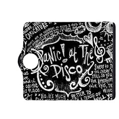 Panic ! At The Disco Lyric Quotes Kindle Fire Hdx 8 9  Flip 360 Case by Onesevenart