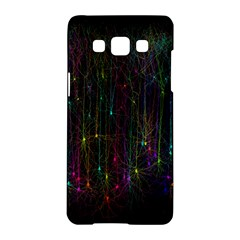 Brain Cell Dendrites Samsung Galaxy A5 Hardshell Case  by Mariart