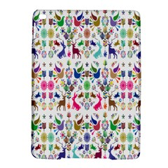 Birds Fish Flowers Floral Star Blue White Sexy Animals Beauty Rainbow Pink Purple Blue Green Orange Ipad Air 2 Hardshell Cases by Mariart