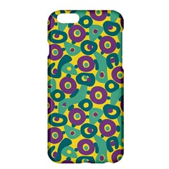 Discrete State Turing Pattern Polka Dots Green Purple Yellow Rainbow Sexy Beauty Apple Iphone 6 Plus/6s Plus Hardshell Case by Mariart