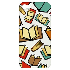 Friends Library Lobby Book Sale Apple Iphone 5 Hardshell Case by Mariart