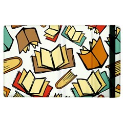 Friends Library Lobby Book Sale Apple Ipad 3/4 Flip Case by Mariart