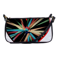 Above & Beyond Shoulder Clutch Bags by Onesevenart