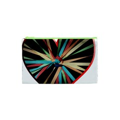 Above & Beyond Cosmetic Bag (xs) by Onesevenart