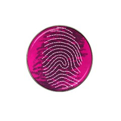 Above & Beyond Sticky Fingers Hat Clip Ball Marker (4 Pack) by Onesevenart