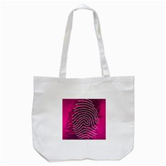 Above & Beyond Sticky Fingers Tote Bag (white) by Onesevenart