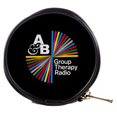 Above & Beyond  Group Therapy Radio Mini Makeup Bags by Onesevenart