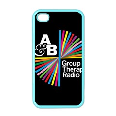 Above & Beyond  Group Therapy Radio Apple Iphone 4 Case (color) by Onesevenart