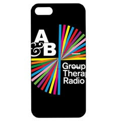 Above & Beyond  Group Therapy Radio Apple Iphone 5 Hardshell Case With Stand by Onesevenart