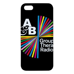 Above & Beyond  Group Therapy Radio Iphone 5s/ Se Premium Hardshell Case by Onesevenart