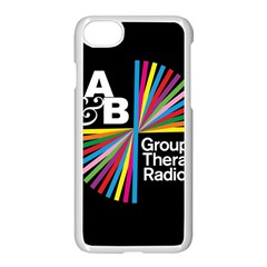 Above & Beyond  Group Therapy Radio Apple Iphone 7 Seamless Case (white) by Onesevenart
