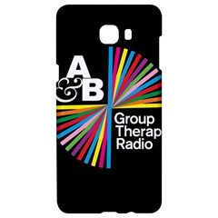 Above & Beyond  Group Therapy Radio Samsung C9 Pro Hardshell Case  by Onesevenart
