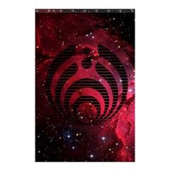 Bassnectar Galaxy Nebula Shower Curtain 48  X 72  (small)  by Onesevenart