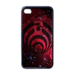 Bassnectar Galaxy Nebula Apple Iphone 4 Case (black) by Onesevenart