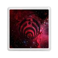 Bassnectar Galaxy Nebula Memory Card Reader (square)  by Onesevenart