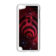 Bassnectar Galaxy Nebula Apple Ipod Touch 5 Case (white) by Onesevenart