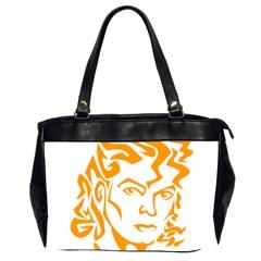 Michael Jackson Office Handbags (2 Sides)