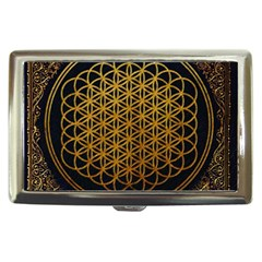 Bring Me The Horizon Cover Album Gold Cigarette Money Cases by Onesevenart