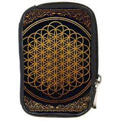 Bring Me The Horizon Cover Album Gold Compact Camera Cases by Onesevenart
