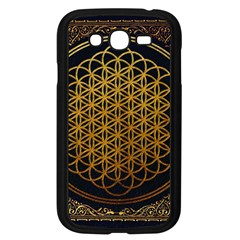 Bring Me The Horizon Cover Album Gold Samsung Galaxy Grand Duos I9082 Case (black) by Onesevenart