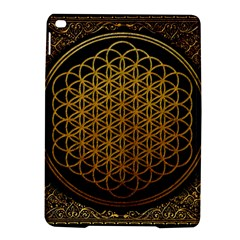 Bring Me The Horizon Cover Album Gold Ipad Air 2 Hardshell Cases by Onesevenart