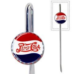 Pepsi Cola Book Mark by Onesevenart