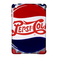 Pepsi Cola Apple Ipad Mini Hardshell Case (compatible With Smart Cover) by Onesevenart