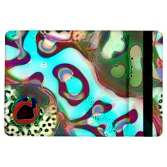 Multiscale Turing Pattern Recursive Coupled Stone Rainbow Ipad Air Flip by Mariart