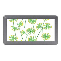 Marimekko Fabric Flower Floral Leaf Memory Card Reader (mini) by Mariart