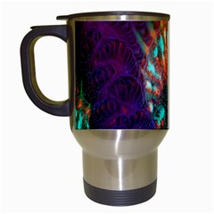 Live Green Brain Goniastrea Underwater Corals Consist Small Travel Mugs (white) by Mariart