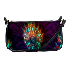 Live Green Brain Goniastrea Underwater Corals Consist Small Shoulder Clutch Bags by Mariart