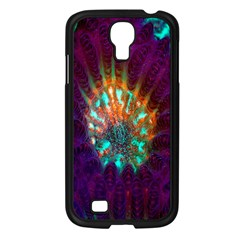 Live Green Brain Goniastrea Underwater Corals Consist Small Samsung Galaxy S4 I9500/ I9505 Case (black) by Mariart