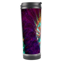 Live Green Brain Goniastrea Underwater Corals Consist Small Travel Tumbler by Mariart
