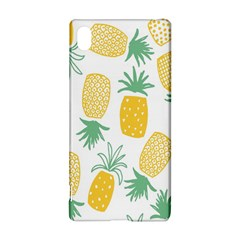 Pineapple Fruite Seamless Pattern Sony Xperia Z3+ by Mariart