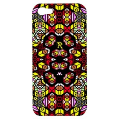 Queen Design 456 Apple Iphone 5 Hardshell Case by MRTACPANS