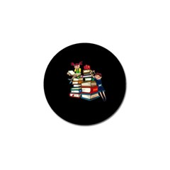 Back To School Golf Ball Marker (10 Pack) by Valentinaart