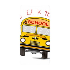 Back To School   School Bus Samsung Galaxy Alpha Hardshell Back Case by Valentinaart