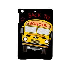 Back To School   School Bus Ipad Mini 2 Hardshell Cases by Valentinaart
