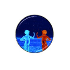 Space Boys  Hat Clip Ball Marker (10 Pack) by Valentinaart
