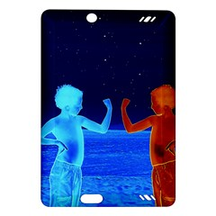 Space Boys  Amazon Kindle Fire Hd (2013) Hardshell Case by Valentinaart