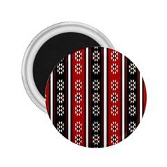 Folklore Pattern 2 25  Magnets