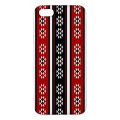 Folklore Pattern Iphone 5s/ Se Premium Hardshell Case by Valentinaart