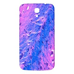 The Luxol Fast Blue Myelin Stain Samsung Galaxy Mega I9200 Hardshell Back Case by Mariart