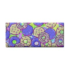Donuts Pattern Cosmetic Storage Cases by ValentinaDesign