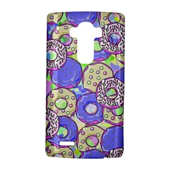 Donuts Pattern Lg G4 Hardshell Case by ValentinaDesign