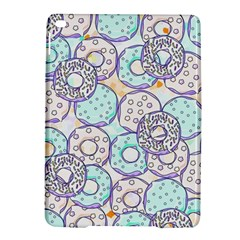 Donuts Pattern Ipad Air 2 Hardshell Cases by ValentinaDesign