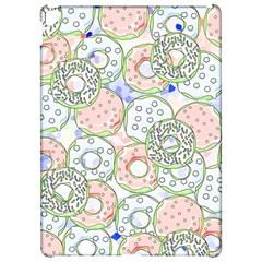 Donuts Pattern Apple Ipad Pro 12 9   Hardshell Case by ValentinaDesign