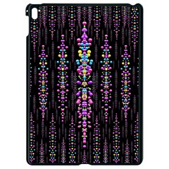 Rainbow Asteroid Pearls In The Wonderful Atmosphere Apple Ipad Pro 9 7   Black Seamless Case by pepitasart