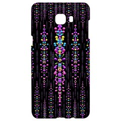 Rainbow Asteroid Pearls In The Wonderful Atmosphere Samsung C9 Pro Hardshell Case  by pepitasart