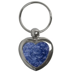 Heart Pattern Key Chains (heart)  by ValentinaDesign